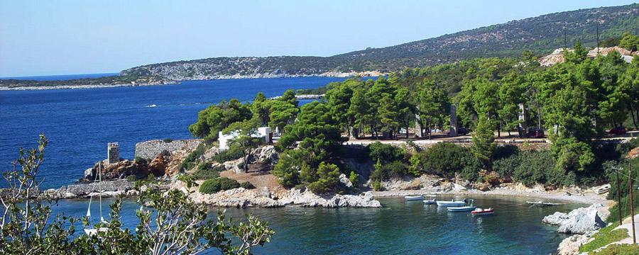 Skyros Island - Greece
