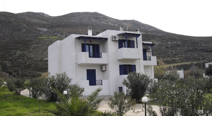 Achilli Apartments - Skyros Greece