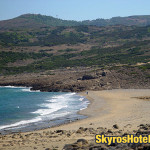 Palamari - Skyros
