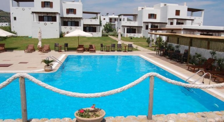 Vina Beach Hotel - Skyros Greece